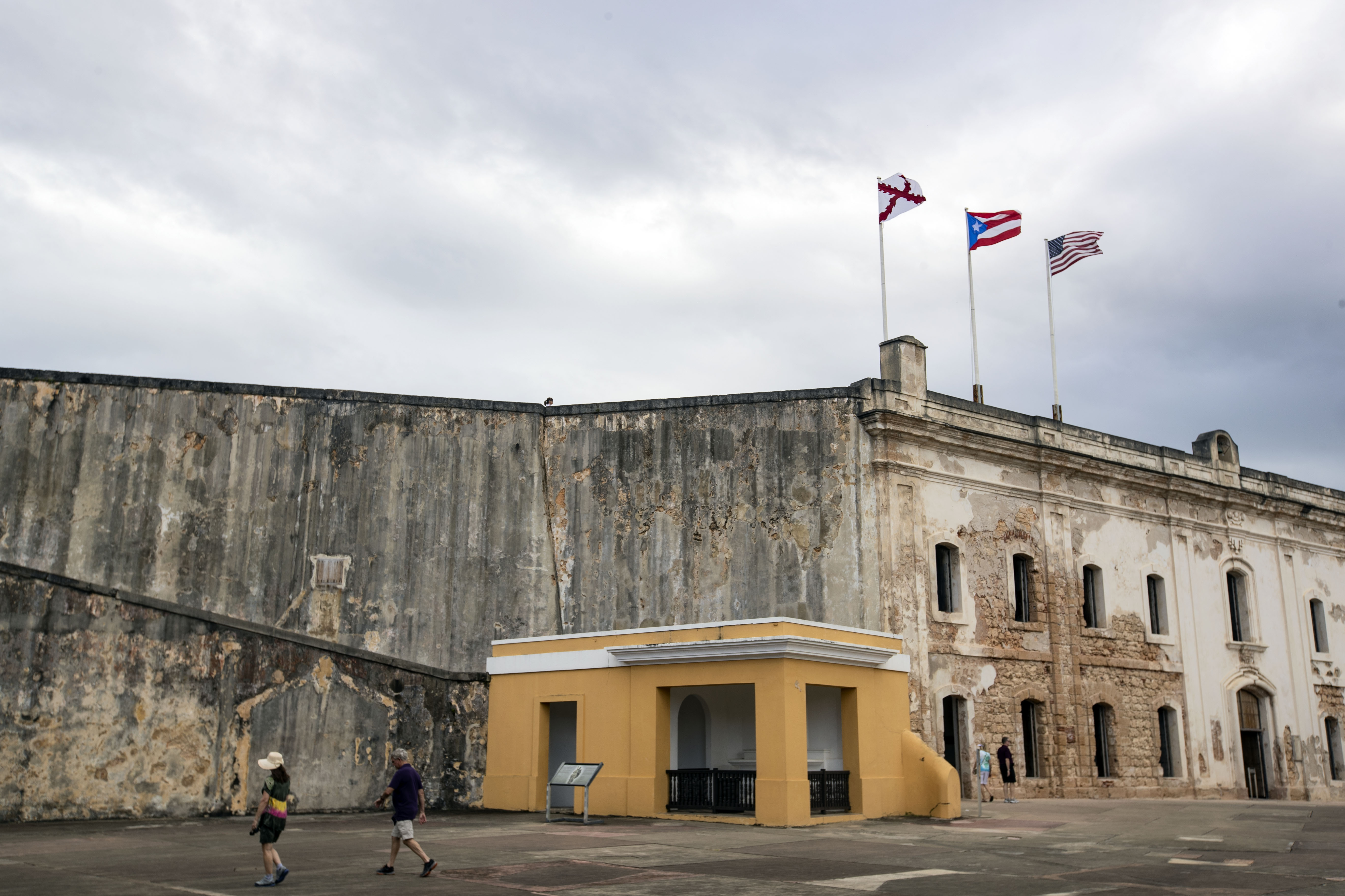AFTER MARIA: Puerto Ricans striving to rebuild, recover